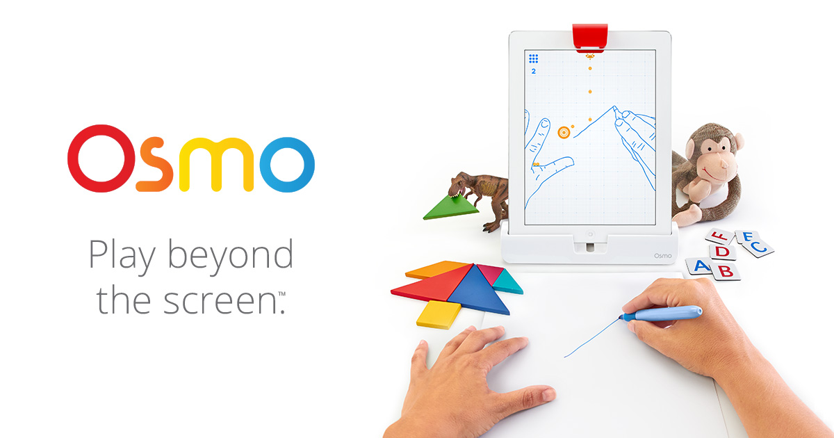 Osmo Gaming System for iPad Starter Kit