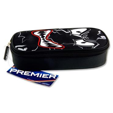 Premier Oval Pencil Case - Monster