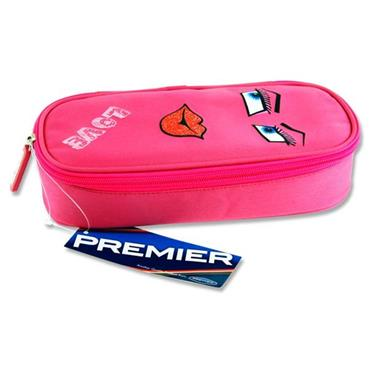 Premier Oval Pencil Case - Love