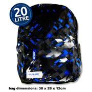 Explore 20ltr Backpack - Blue Urban