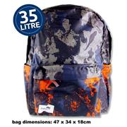 Explore 35ltr Backpack - Camouflage