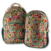 EXPLORE 2-IN-1 BACKPACK - CIRCLES