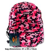 EXPLORE 25ltr BACKPACK - PINK CAMOUFLAGE