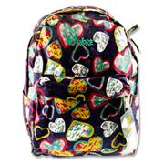 EXPLORE 25ltr BACKPACK - HEARTS ON NAVY