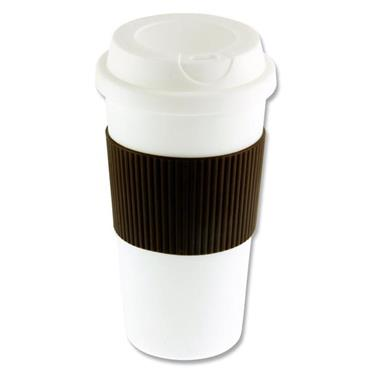 Premier Universal 2 Pack 450ml Eco Coffee Cup Beakers