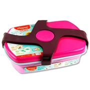 Picnik Concept Twist 1.78ltr Lunch Box - Pink