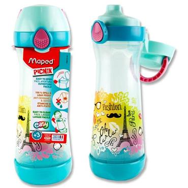 Picnik Concept 580ml Bottle With Handle - Paris Fashion