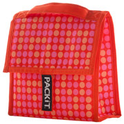 PACKIT Mini Cooler - Polka Dot