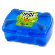 Nude Food Movers Snack Box Bright - Blue