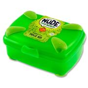 NUDE FOOD MOVERS Snack Box Bright - Green