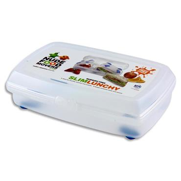 Smash NFM Slim Lunchy Lunchbox - Blue