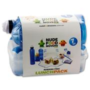 SMASH 7 piece Rubbish Free Lunch Pack