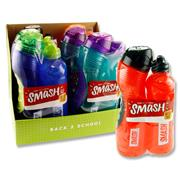 SMASH BOTTLE TWIN PACK - 500ml STEALTH & 800ml KRESIN
