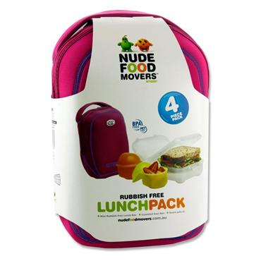 SMASH Mini Rubbish Free Lunchbox Pack with Cool Tote - Pink