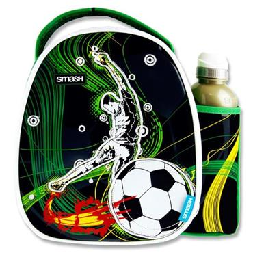 Smash S2 Case & 500ml Bottle - Soccer